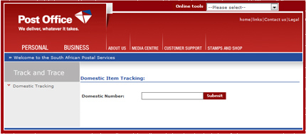 Faq most common questions answered here - Sa post office tracking number ...